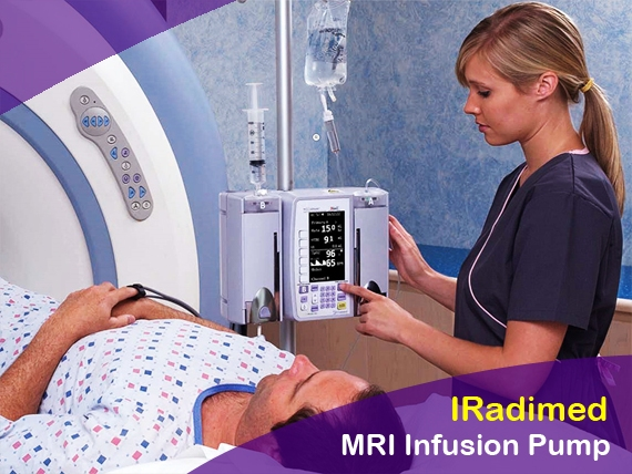 IRadimed IV Infusion Pump